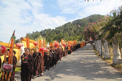 佛教中感恩图片素材
