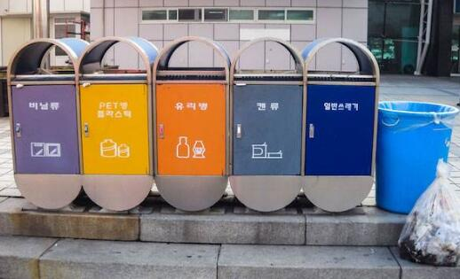 厦门市生活垃圾分类管理办法9月10日起施行