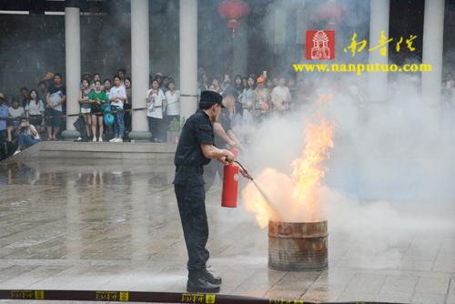 """厦门市思明区""""以奖代补""""推进宗教活动场所消防设施改造提升"""