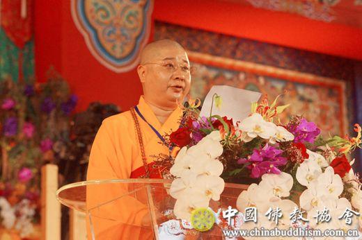 中国佛教协会代表团赴台出席2018年度中华国际供佛斋僧法会