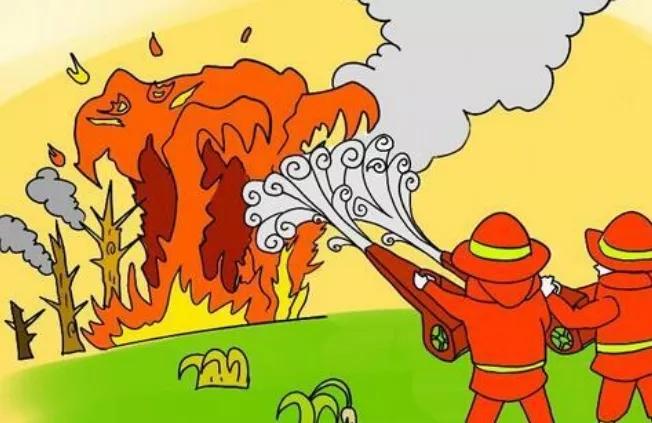 秋季干燥,防火大事千万不能忘!