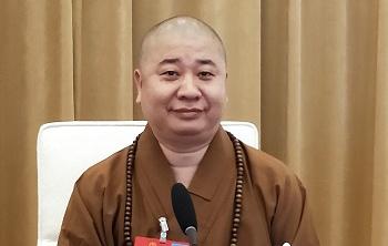 全国人大代表则悟:坚持走符合中国国情的宗教道路——专访全国人大代表、中国佛教协会副会长则悟法师