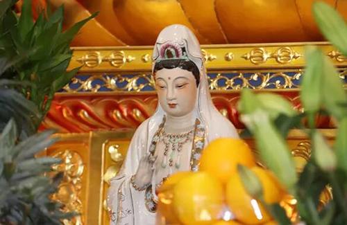 庚子年六月十九 厦门进明寺举行观世音菩萨成道法会