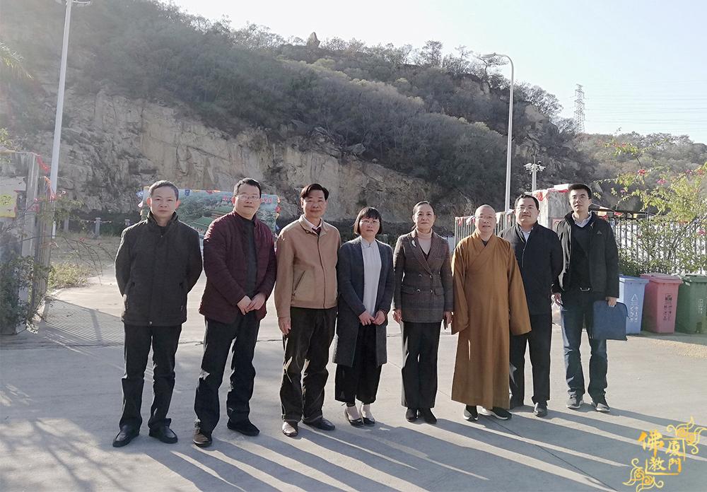 福建省民族与宗教事务厅副厅长宋哩一行专程考察关心…